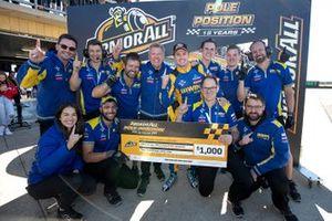 Polesitter Mark Winterbottom, Team 18 Holden