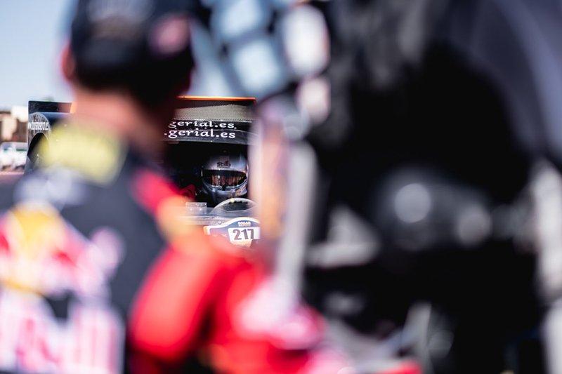 #410 José Antonio Hinojo, Diego Ortega, South Racing Can-Am