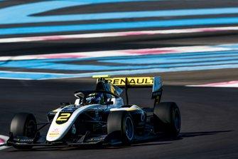 Maximilian Fewtrell, ART Grand Prix