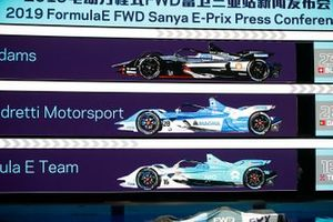 Formula E's Gen 2 car