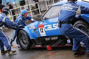 #12 Team Impul Nissan GT-R: Daiki Sasaki, James Rossiter