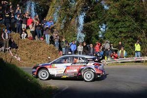 Kevin Gilardoni, Corrado Bonato, Hyundai i20 R5 #10, Movisport