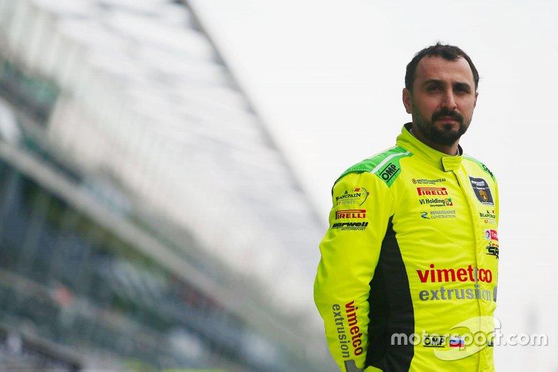Leo Machitski, Barwell Motorsport
