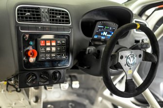 Volkswagen Polo RX cockpit detail