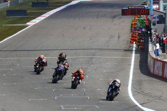 Jonathan Rea, Kawasaki Racing, Alvaro Bautista, Aruba.it Racing-Ducati Team, Michael van der Mark, Pata Yamaha, Leon Haslam, Kawasaki Racing