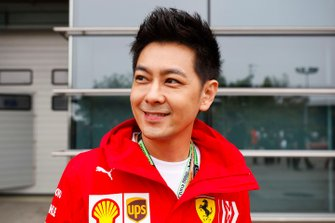 Jimmy Lin, cantante
