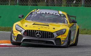 Mercedes-AMG GT3, Jan Kisiel, Max Koebolt