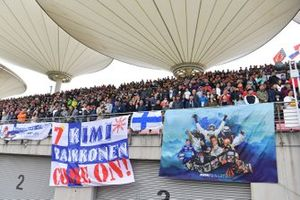 Les fans de Kimi Raikkonen, Alfa Romeo Racing
