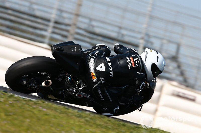 Steven Odendaal, RW Racing GP