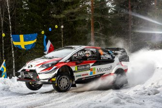 Jari-Matti Latvala, Miikka Anttila, Toyota Gazoo Racing, Toyota Yaris WRC 2019