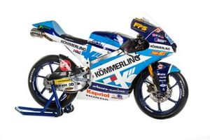 Team Kömmerling Gresini Moto 3 project unveil