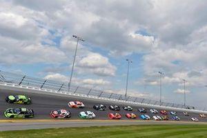 TBA, RSS Racing, Chevrolet Camaro RSS Racing Larry's Hard Lemonade and Brad Keselowski, Team Penske, Ford Mustang Fitzgerald