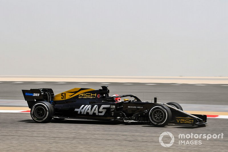 Pietro Fittipaldi, Haas F1 Team VF-19