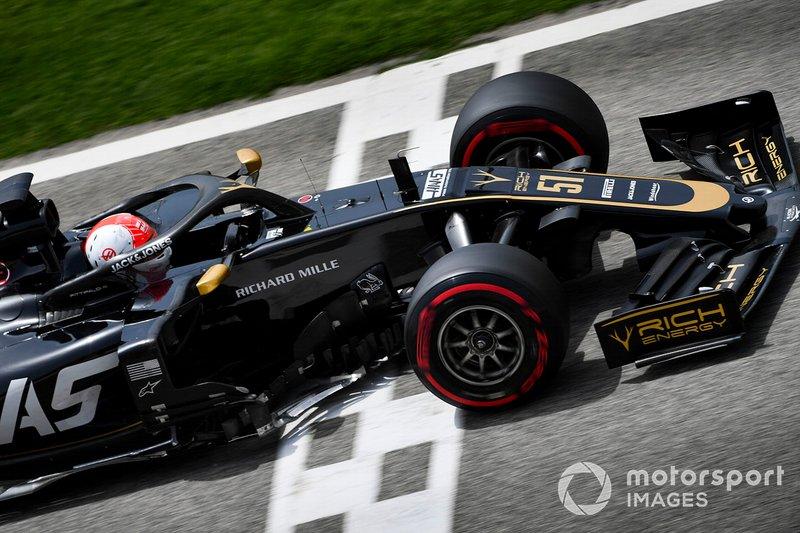 П'єтро Фіттіпальді, Haas F1 Team VF-19