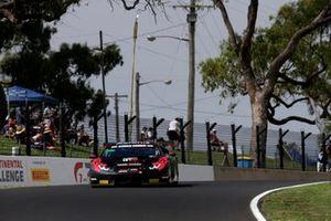 #29 Trofeo Motorsport Lamborghini Huracan GT3: Jim Manolios, Benjamin Porter, Ivan Capelli, Dean Canto
