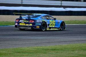#26 TA2 Ford Mustang driven by Alan Lawless of Mike Cope Racing