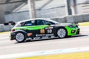 #10 Cupra TCR, Zoltan Zengo, Zengo Motorsport