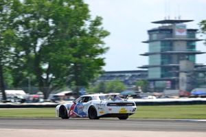 #12 TA2 Dodge Challenger driven by Paul Van Terry of Stevens Miller Racing