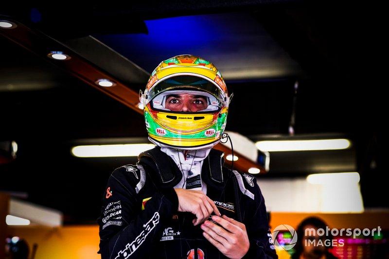 Roberto Merhi, CAMPOS RACING