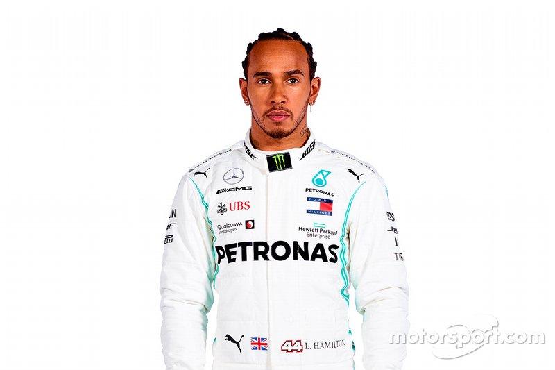 Lewis Hamilton, Mercedes-AMG Petronas