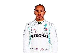 Decoració Mercedes-AMG Petronas