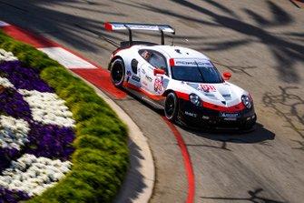 #911 Porsche GT Team, Porsche 911 RSR: Nick Tandy, Patrick Pilet