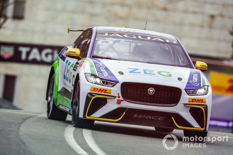De volta na Jaguar, a primeira etapa europeia, com o sexto lugar em Roma