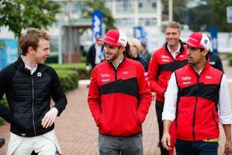 Oliver Turvey, NIO Formula E Team, Daniel Abt, Audi Sport ABT Schaeffler, Lucas Di Grassi, Audi Sport ABT Schaeffler