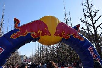 redbull show run tokyo