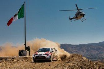 Jari-Matti Latvala, Miikka Anttila, Toyota Racing, Toyota Yaris WRC