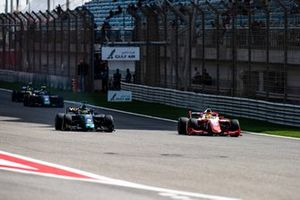 Mick Schumacher, PREMA RACING and Sergio Sette Camara, DAMS