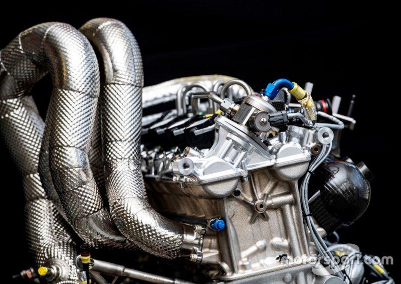 Audi 2 0 Tfsi Dtm 2019 Engine At Presentation Audi Dtm Engine