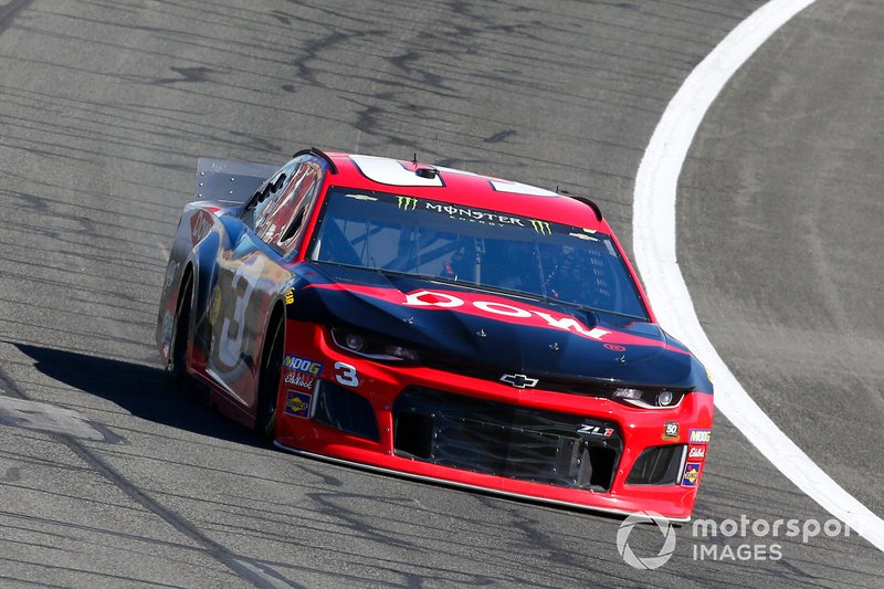 1. Austin Dillon, Richard Childress Racing, Chevrolet Dow Coatings