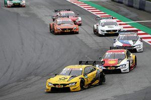 Timo Glock, BMW Team RMG, BMW M4 DTM, Augusto Farfus, BMW Team RMG, BMW M4 DTM, Marco Wittmann, BMW Team RMG, BMW M4 DTM