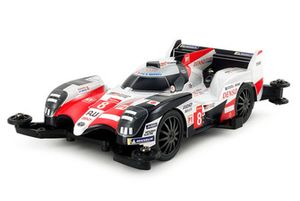 TOYOTA GAZOO Racing TS050 Hybrid (MA Chassis) (Polycarbonate Body)