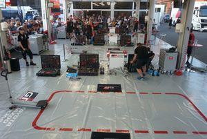 Garage Toyota Gazoo Racing