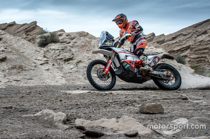 Luciano Benavides, KTM Factory Racing