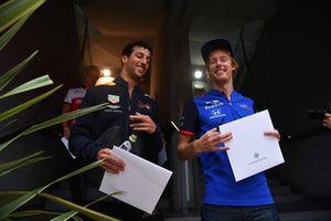 Daniel Ricciardo, Red Bull Racing, Brendon Hartley, Scuderia Toro Rosso