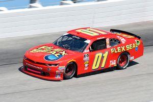 Landon Cassill, JD Motorsports, Chevrolet Camaro