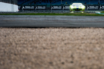 #83 Krohn Racing Ferrari F488 GTE: Tracy Krohn, Niclas Jönsson, Andrea Bertolini