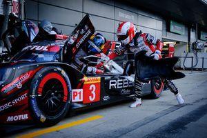 #3 Rebellion Racing Rebellion R-13: Mathias Beche, Gustavo Menezes