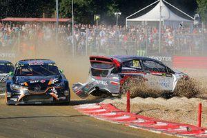 Liam Doran, GC Competition, Toomas Heikkinen, MJP Racing Team Austria crash