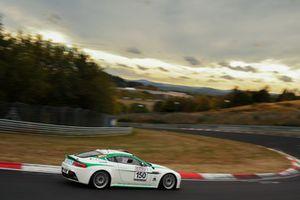 #150 Aston Martin Vantage V8: Erik Manning, Marco Müller