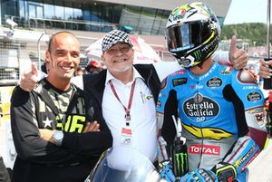 Joan Mir, Marc VDS and Marc Van Der Straten