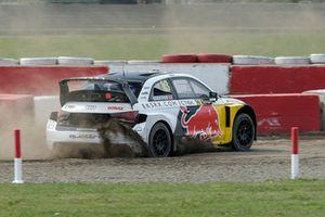 Andreas Bakkerud, EKS Audi Sport