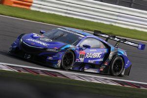 #100 Team Kunimitsu Honda NSX Concept GT: Jenson Button, Naoki Yamamoto