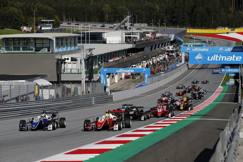 Robert Shwartzman, PREMA Theodore Racing Dallara F317 - Mercedes-Benz, Mick Schumacher, PREMA Theodore Racing Dallara F317 - Mercedes-Benz