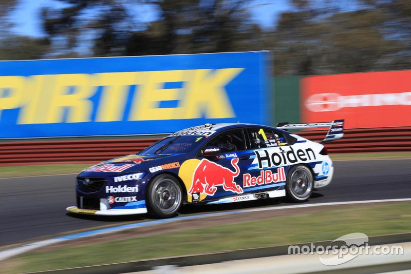 Джейми Уинкап, Пол Дамбрелл Triple Eight Racing Engineering Holden