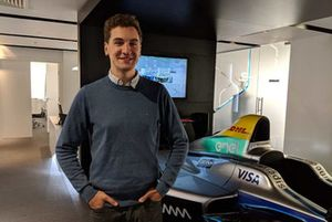 Barnee Lloyd, Modis Formula E Innovation Manager