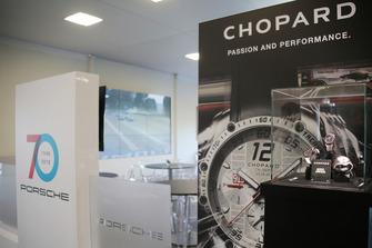 Orologi Chopard in esposizione